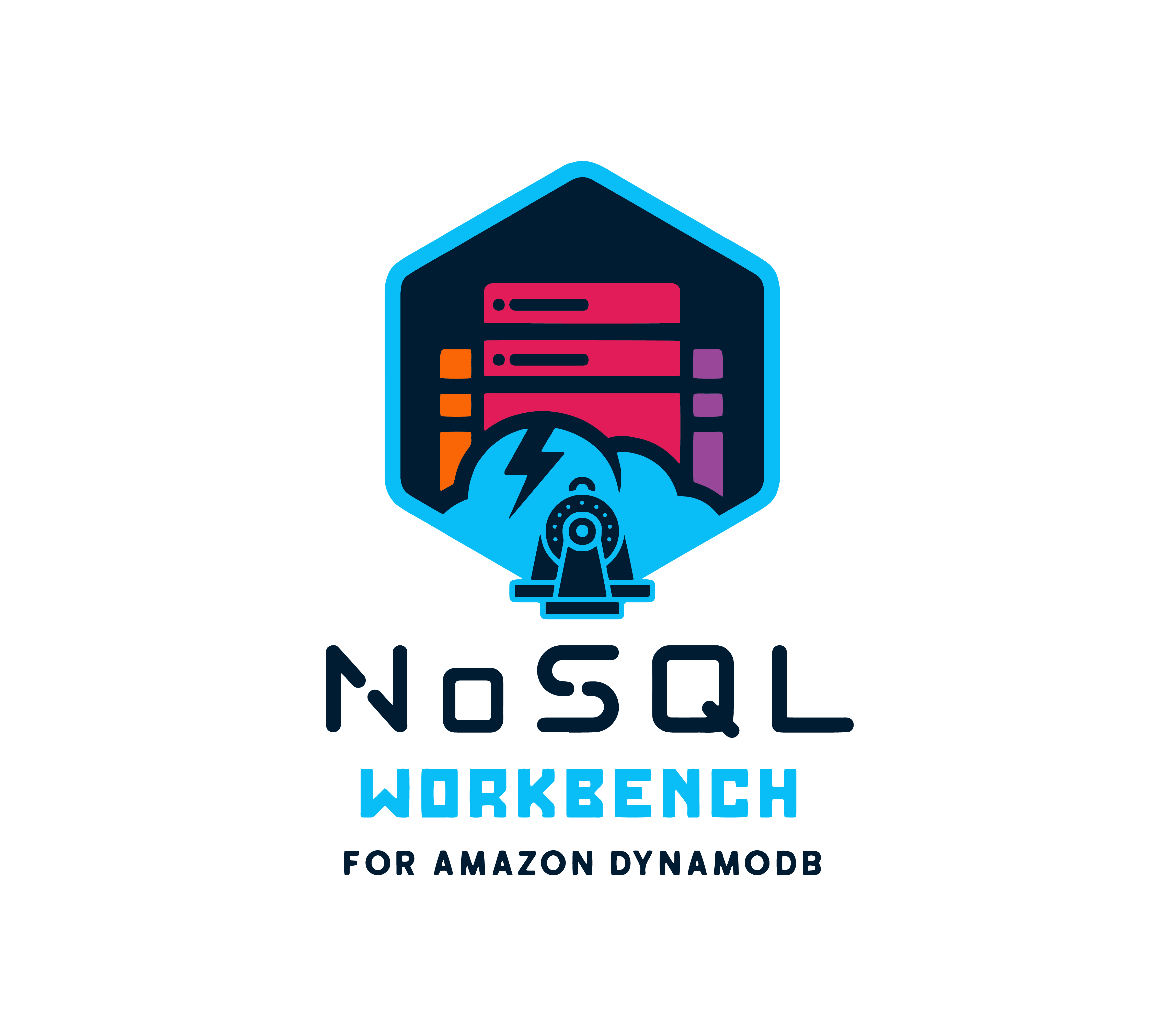 Open the NoSQL Workbench Logo